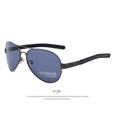 Outlet Appeal C07 Gray Blue MERRY'S Fashion Men Polarized Sunglasses Brand Design Sunglasses Oculos de sol UV400