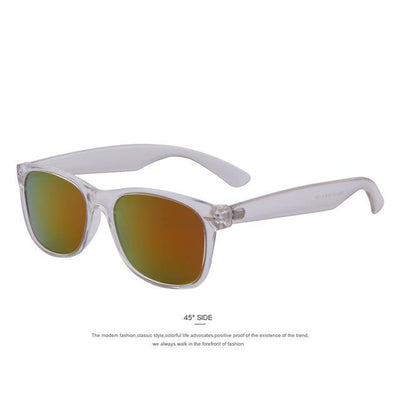 Outlet Appeal C08 MERRY'S Men Polarized Sunglasses Retro Rivet Shades Brand Designer Sun glasses UV400 S'683