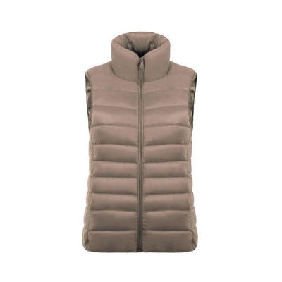Outlet Appeal Camel / L / China Ultra Light Jacket Vest - 11 Colors