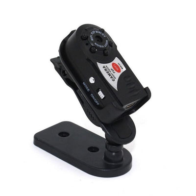 Outlet Appeal Camera Mini Q7  Wifi Camcorder Recorder Infrared Night Vision Camera