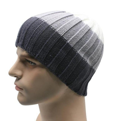 Outlet Appeal D / One Size 1PC Winter Unisex Women Men Knit Ski Hat For Outdoor Sport#FC26