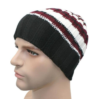 Outlet Appeal E / One Size 1PC Winter Unisex Women Men Knit Ski Hat For Outdoor Sport#FC26