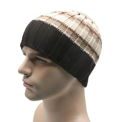 Outlet Appeal G / One Size 1PC Winter Unisex Women Men Knit Ski Hat For Outdoor Sport#FC26