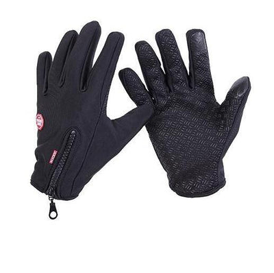Windstopers Gloves Anti Slip Windproof Thermal Warm Touchscreen Glove