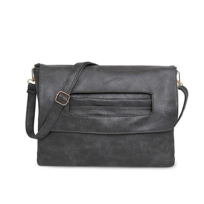 Outlet Appeal Gray Women Shoulder Bag Envelope Clutch Crossbody Bags Womens Messenger Bags