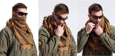 Hunting / Shooting Neck Cover Head Wrap Scarf
