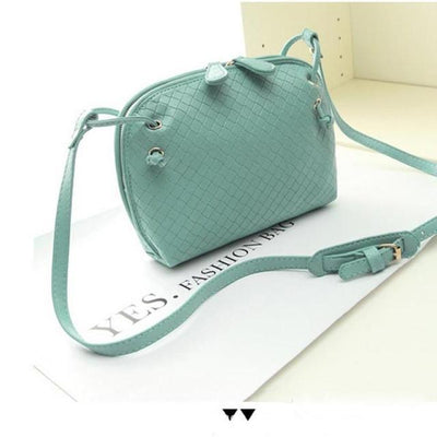 Outlet Appeal Green Women Hobo Shoulder Bag Faux Leather Satchel Crossbody Tote women handbags