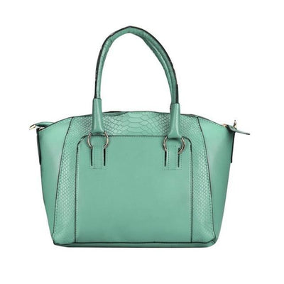 Outlet Appeal Green Women Messenger bags Leather Satchel Tote Handbag Ladies Shoulder Bag