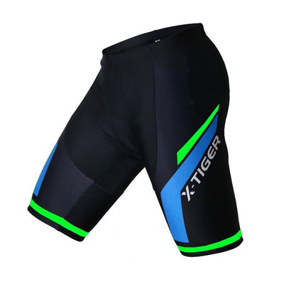 Outlet Appeal Idyllic 08 Normal / L Shockproof 5D Padded Cycling Shorts Road Bike Mountain Bike MTB Bicycle Shorts
