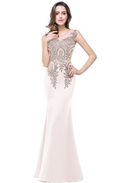 Outlet Appeal Ivory / 2 Lace Mermaid Prom Dresses Long Embroidery Evening Party Dress