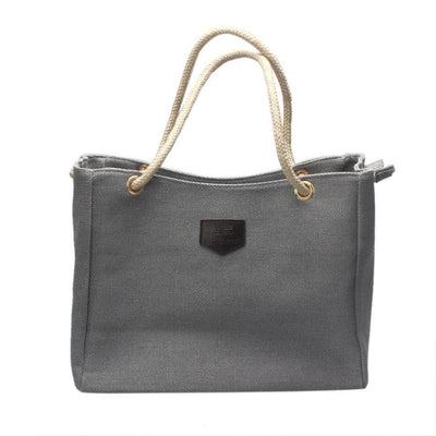 Outlet Appeal Japan Canvas Personality Contracted Bag Single Or Double Shoulder