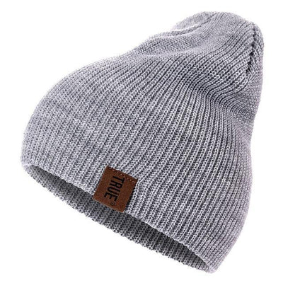Warm Knitted Winter Beanie Hat for Men Women