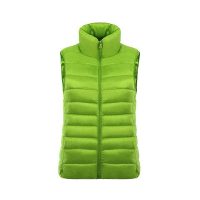 Outlet Appeal Light Green / L / China Ultra Light Jacket Vest - 11 Colors