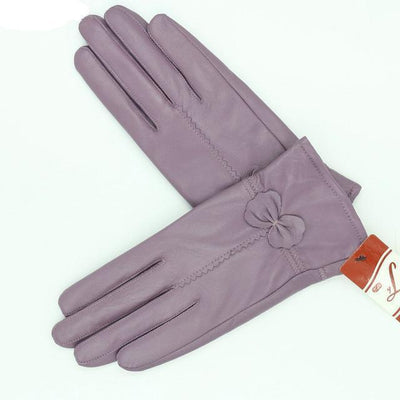 Women's Genuine Leather Gloves