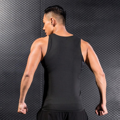 Outlet Appeal Man Workout Fitness Sports Gym Running Yoga Athletic Shirt Top Blouse Tank Vest
