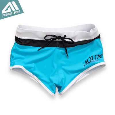 Outlet Appeal Men's Beach Pool Sport Surf Swim Trunks Shorts - 2 Colors