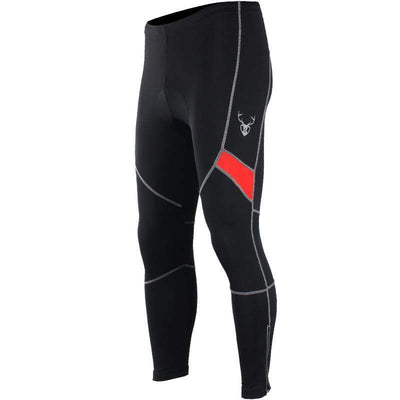 Outlet Appeal Men's Cushion Padded Cycling Tights Bike Pants