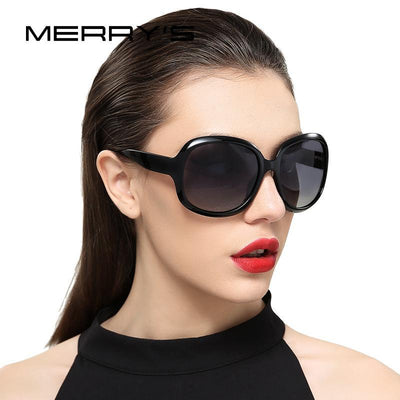 Outlet Appeal MERRY'S DESIGN Women Retro Polarized Sunglasses Lady Driving Sun Glasses 100% UV Protection S'6036