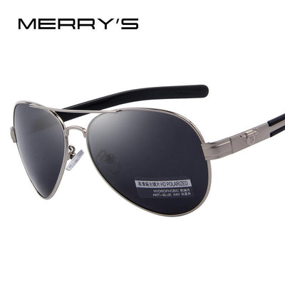 Outlet Appeal MERRY'S Fashion Men Polarized Sunglasses Brand Design Sunglasses Oculos de sol UV400