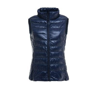 Outlet Appeal Navy Blue / XXL / China Women Fashion Duck Down Jacket