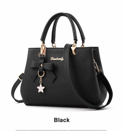 Outlet Appeal NIBESSER 2018 Elegant Shoulder Bag Women Designer Luxury Handbags Women Bags Plum Bow Sweet Messenger Crossbody Bag for Women