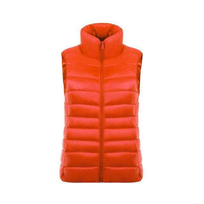 Outlet Appeal Orange / L / China Ultra Light Jacket Vest - 11 Colors