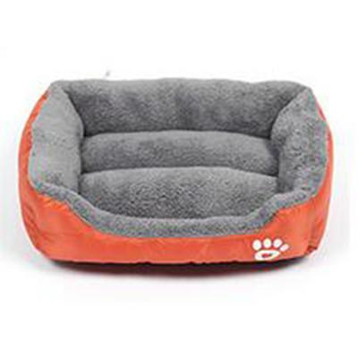 Outlet Appeal orange / S Pet Bed Soft Material Pet Nest Dog Cat Puppy Small to XXXLarge
