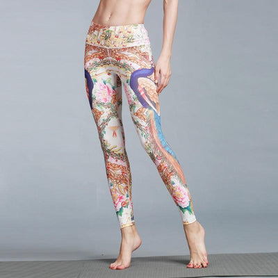Outlet Appeal pant HK47 / S Women's Outdoor Sport Yoga Printed Leggings