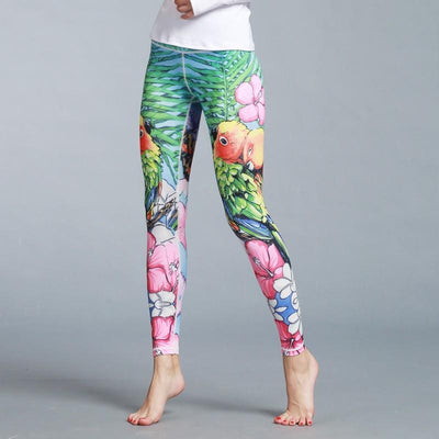 Outlet Appeal pant HK56 / S Women's Outdoor Sport Yoga Printed Leggings