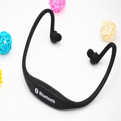 Outlet Appeal Phone-case Black Sports Bluetooth Earphone S9 Support TF/SD Card Wirless Hand-free Auriculares Bluetooth Headphones