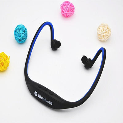 Outlet Appeal Phone-case Blue Sports Bluetooth Earphone S9 Support TF/SD Card Wirless Hand-free Auriculares Bluetooth Headphones