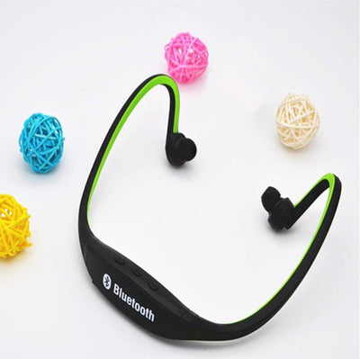 Outlet Appeal Phone-case Green Sports Bluetooth Earphone S9 Support TF/SD Card Wirless Hand-free Auriculares Bluetooth Headphones