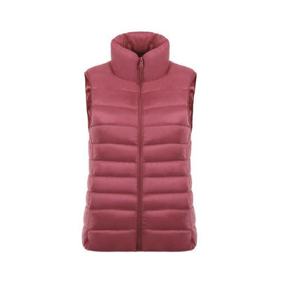 Outlet Appeal Pink / L / China Ultra Light Jacket Vest - 11 Colors