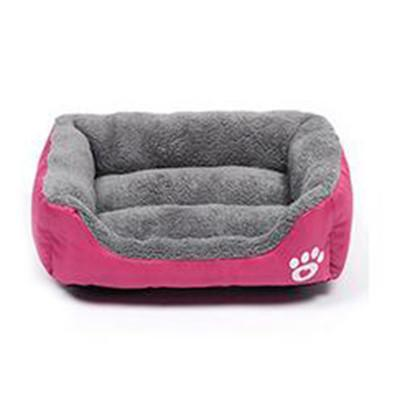 Outlet Appeal pink / S Pet Bed Soft Material Pet Nest Dog Cat Puppy Small to XXXLarge