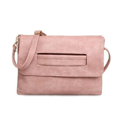 Outlet Appeal Pink Women Shoulder Bag Envelope Clutch Crossbody Bags Womens Messenger Bags