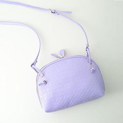 Outlet Appeal Purple Women Hobo Shoulder Bag Faux Leather Satchel Crossbody Tote women handbags