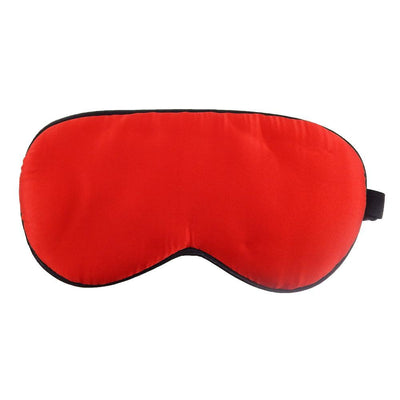 Outlet Appeal red 100% Natural Silk Sleeping Eye Mask Eye Shade Sleep Mask on Eyes for Sleeping