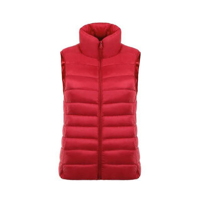 Outlet Appeal Red / L / China Ultra Light Jacket Vest - 11 Colors