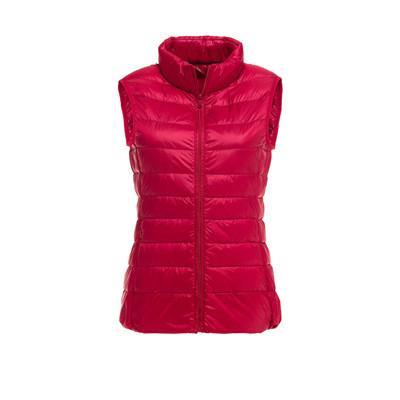 Outlet Appeal Red / XXL / China Women Fashion Duck Down Jacket