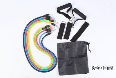 Outlet Appeal Set2 11pcs/Set Resistance bands exercise set fitness yoga Expanders Exercise Tubes