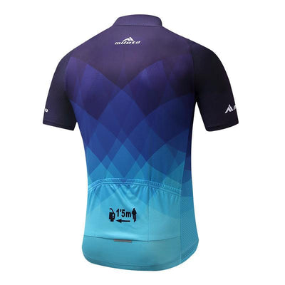 Outlet Appeal Short Sleeve Cycling Jersey Bike Racing Jersey Road Bike Mountain Bike MTB - 10 Colors
