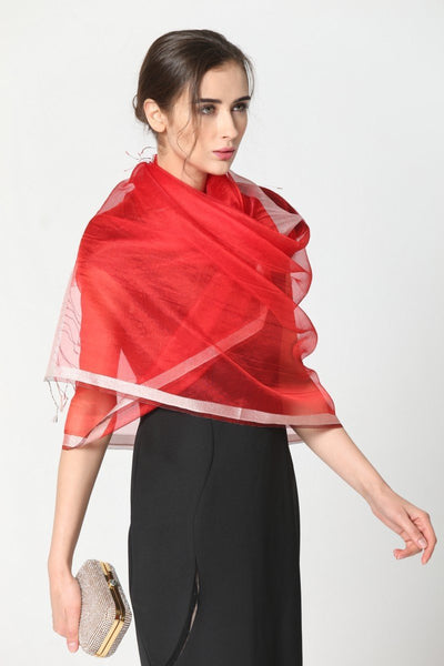 Outlet Appeal Stylish Sunscreen Scarves Silk Sun Block Shawl Scarf for Air Condition Room