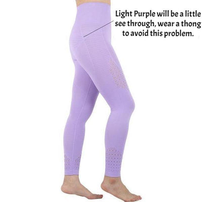Outlet Appeal Super Stretchy Seamless High Waist Gym Tights