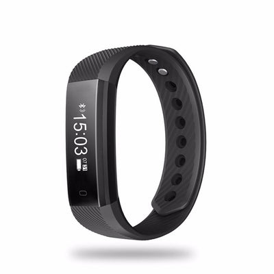 Outlet Appeal TLWD2 Waterproof Smart Bluetooth 4.0 Wristband 0.86 Inch OLED Touch Sleep Step Counting