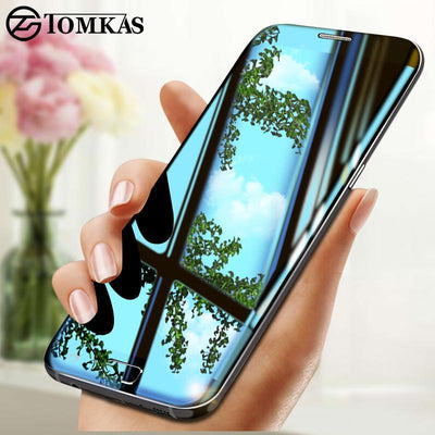 Outlet Appeal TOMKAS For Samsung Galaxy S6 Edge S7 Edge Screen Protector Glass Edge To Edge Tempered Glass