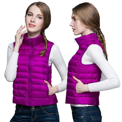 Outlet Appeal Ultra Light Jacket Vest - 11 Colors