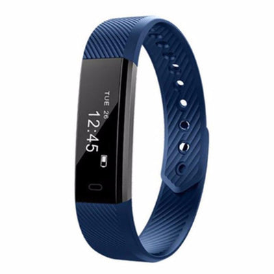 Outlet Appeal Waterproof Smartband Heart Rate Smart bracelet Bluetooth Fitness Step Tracker for IOS Android