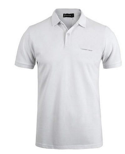 Outlet Appeal White / 4XL Pionner Camp Men Polo Shirt Men Business & Casual solid male polo shirt Short Sleeve breathable polo