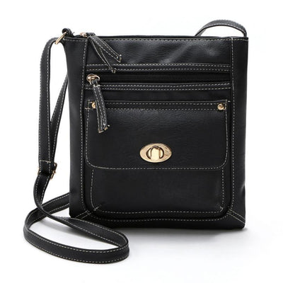 Outlet Appeal Women Bag Leather Satchel Cross Body Shoulder Handbags Women Messenger Bag