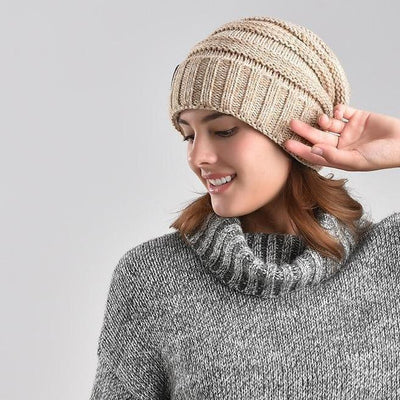 Outlet Appeal Women's Winter Knitted Slouchy Beanie Hat